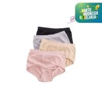 Celana Dalam Wanita You've C876 (3 Pcs)