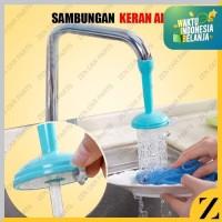 Sambungan Kran Dapur Cuci Piring Penyambung Keran Faucet Extender