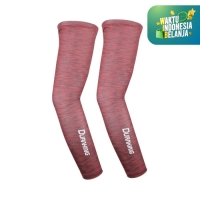 DK Arm Sleeve V2 Anti Virus Sports Heather All Size Red