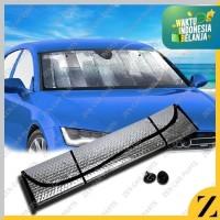 sunshield sun shield sunshade sunshade mobil anti panas depan