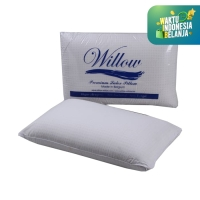 Bantal Latex Jumbo / Willow Pillow Standard Jumbo