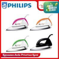 Philips HD 1173 Setrika - Hitam & Pink