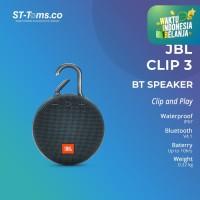 JBL CLIP 3 Portable Bluetooth Speaker - Blue