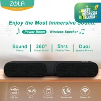 Zola Power Boom High Definition Sound Wireless Speaker Bluetooth 5.0