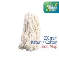 Refill Pel Alat Pel Lantai Indo Mop Cleanmatic 980031