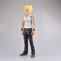 Resin GEM Dragon Ball Super Saiyan Son Goku Casual Outfit Ver. Figure
