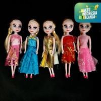 MB29 Mainan Anak Perempuan Boneka Bayi Mainan Baby Doll Karet Silikon