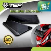 Dudukan / Cover Plat Nomor Motor TGP EDGE COVER New Model