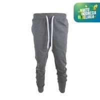 DK Longpants (Unisex) Trackpants Rib Bluish Grey