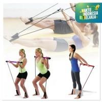 Tali pilates portable studio tali olahraga gym senam fitness TERBARU