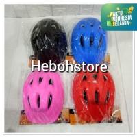 Helm helmet sepeda /helm sepatu roda Anak dan Dewasa S 003/s002