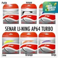 Senar Raket badminton LINING LI-NING AP64 TURBO ORIGINAL