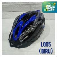 Helm Sepeda unisex dewasa ultra bagus LX 005