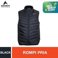Eiger Riding Swiftness Vest - Black