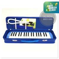 Pianika PALADIN 37 KEY TUTS PANJANG +Tas koper ORIGINAL
