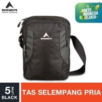 Eiger Raven 5 Basic shoulder Bag 5L - Black