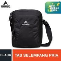 Eiger Z-Shoulder Bag Medium 1F - Black