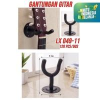 Alat musik gantungan Gitar praktis tempel Dinding Speeds LX049-11