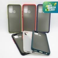Vivo Y50 / Y30 My Choise Case / Case Dove / Hardcase Warna Macaron - Putih