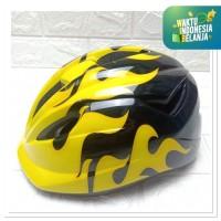 Helm Sepeda Anak Junior Bagus Bisa setel ukuran IMPORT