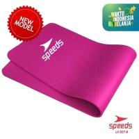 Matras Yoga NBR 10MM BARU Import Berkualitas LX027-8+TAS