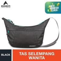 Eiger WS Conceal Shoulder Bag - Black
