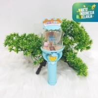 MB227 Mainan Anak Rattle Bayi Tongkat Stick Basket Masukin Bola Basket