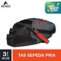 Eiger Overland Cycling Sadle Bag 3L - Blue