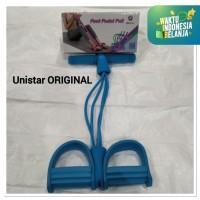 Pull reducer Expander Elastis Resistance Band FOOT PEDAL UNISTAR