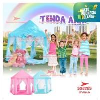 Tenda Anak Princess Model Rumah Tenda Mainan Anak indoor LX018-24