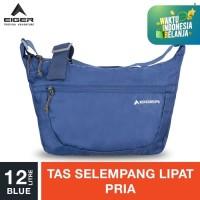 Eiger Maleo S Folded Shoulder Bag 12L - Blue