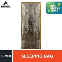 Eiger Emergency Sleeping Bag - Silver