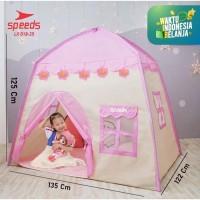 Tenda Anak bermain SPEEDS model rumah kids Camping indoor LX018-25