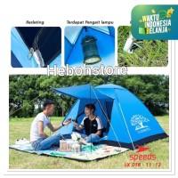 Tenda Family otomatis Tenda camping hiking Piknik Terbaru LX018-12