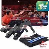 Tiang net ping pong tenis meja PUTAR ULIR INTERNASIONAL SPEEDS LX015-4
