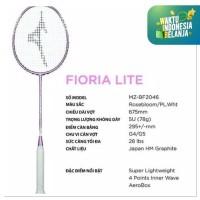 Raket Badminton MIZUNO FLORIA LITE +TAS +Grip ORIGINAL