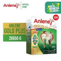 Anlene Gold Plus Original 650gr - 2 Pcs