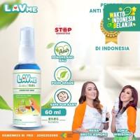 Lavme Hand Sanitizer Spray Anti Virus Organic - 60 ML Kirakira