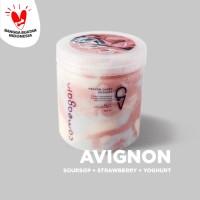 Comeagain - 500ml Avignon (strawberry + soursop + yoghurt)