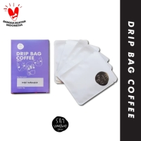 Drip Bag Coffee (Kopi Indonesia - 7 Sachet)
