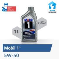 Mobil 1™ 5W-50 (1 liter) Paket Ganti Oli Di Tempat