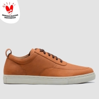 BRODO - Sepatu Pria Generic E+ Vintage Brown IS - 43