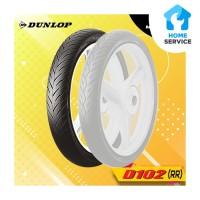 Dunlop D102 RR 80/90-17 WT Ban Motor