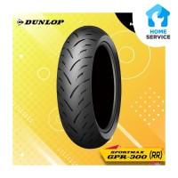 Dunlop Sportmax GPR-300 RR 140/70R17 TL Ban Motor