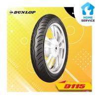 Dunlop D115 80/80-14 TL Ban Motor