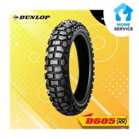 Dunlop D605 RR 4.10-18 WT Ban Motor