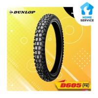 Dunlop D605 FR 3.00-21 WT Ban Motor