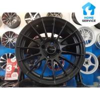 Velg Mobil Enkei RS05RR 15x7.5 4x100 ET 38 Black Activ, Aveo, Ignis