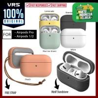 Case Airpods Pro / 2/1 VRS Design Modern Premium Softcase Slim Casing