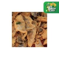 Salted Egg Fish Skin - Kulit Ikan Telur Asin,Ori Spicy Salted Egg Yolk